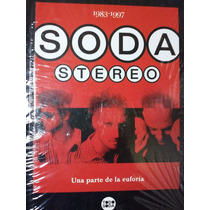 Soda Stereo - Una Parte De La Euforia - Dvd - La Nacion