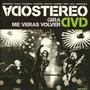 Soda Stereo Gira Me Veras Volver 2 Dvd