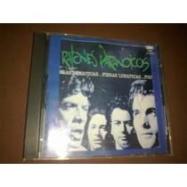 Ratones Paranoicos - Fieras Lunaticas 1991 Made In Usa