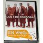 Los 4 De Cordoba En Vivo Buenos Aires 06 Dvd Sellado
