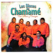 Los Dioses Del Chamame - Con Alma Y Corazón Cd 2015