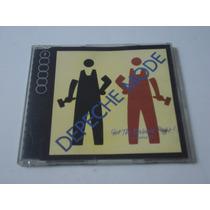 Depeche Mode - Get The Balance Right! Cd Single Usa