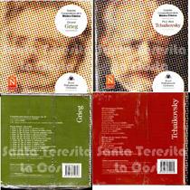 Grandes Compositores De La Música Clásica Lote X 14 Cds