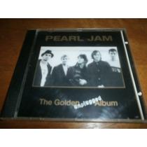 Pearl Jam The Golden Unplugged Album Cd