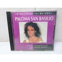 Paloma San Basilio Lo Mejor De Los Mejores