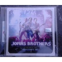 Jonas Brothers - Película 3d - Cd Taylor Swift Demi Lovato