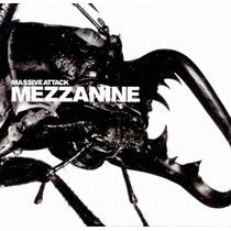 Massive Attack Mezzanine Vinilo Doble 2 Lp Importado Triphop