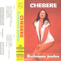 Cd De Chebere - Bailemos Juntos - Canta : Pelusa
