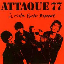 Vinilo Attaque 77-el Cielo Puede Esperar (2015)