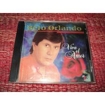 Cd Original De Beto Orlando - Viva El Amor , Nuevo!!!
