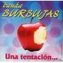 Cd Grupo Burbujas Cumbia De Parana!!! Fiesta!!!