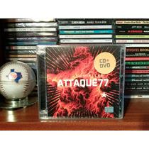 Attaque 77 Estallar (cd + Dvd / Ind.arg.2009) Nuevo Cerrado!