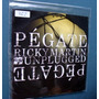 Ricky Martin - Pegate Unplugged - Cd Single Promo