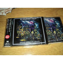 Blackmores Night - Under A Violet Moon Cd Made In Japan Con