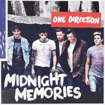 Cd One Direction Midnight Memories Original