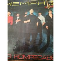 Memphis La Blusera Vinilo Tonto Rompecabezas Vg+ Vg+