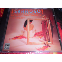 Mongo Santamaria Sabroso Cd U.s.a 1993 Latin Jazz
