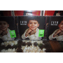 Zayn Mind Of Mine One Direction Deluxe E Cd Nuevo Original