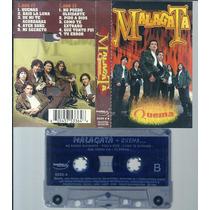 Malagata Quema Leader Music Cassette Nuevo