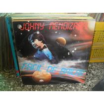 Johny Mendizabal Facil De Bailar Lp Vinilo Cumbia 1990