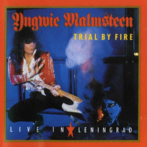 Yngwie Malmsteen - Trial By Fire Live In Leningrad (cd)(usa)