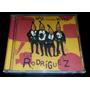 Los Rodriguez (cd) Palabras Mas Palabras Menos (germany) 1er