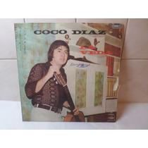 Coco Diaz Y Su Conjunto La Veda Chamame Odeon 1971