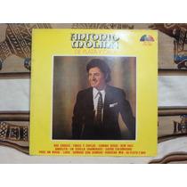 Long Play Disco Vinilo Antonio Molina De Plata Y Oro