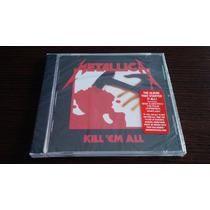Metallica Kill Em All Cd Importado - Megadeth