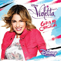 Violetta - Gira Mi Cancion Cd Lacuevamusical