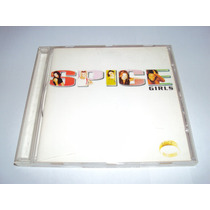 Spice Girls - Spice - Cd Made In Usa - Argentina 1997