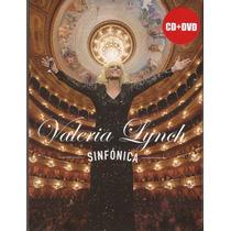 Valeria Lynch Sinfonica ( Dvd + Cd ) Original
