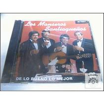 Los Manseros Santiagueños - De Lo Bueno Lo Mejor ( Cerrado )
