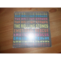 The Rolling Stones - Emotional Recue - Vinilo Importado