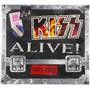 Kiss Alive 1975 2000 Box Set 4cd Imp.nuevo Cerrado En Stock
