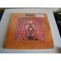 Kiss Psycho Circus Lp Alemania Vinilo Nuevo Tapa 3d Negros