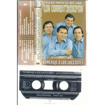 Los Correntinisimos Homenaje A Los Locutores Cassette