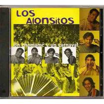 Los Alonsitos Cd Un Chamame Y Un Carnaval (1997)