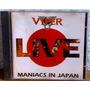 Viper - Maniacs In Japan - Live (importado Nuevo)