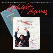 Midnight Express Cd Soundtrack Giorgio Moroder Expreso De Me