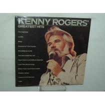 Kenny Rogers Greatest Hits Vinilo Americano Nuevo