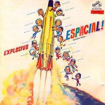 Explosivo Espacial Cd Original Rca Violeta Rivas Duane Eddy