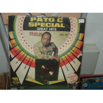 Pato C Special Great Hits Vol 3 Vinilo Argentino