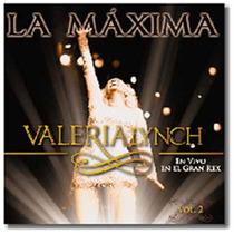 Valeria Lynch La Máxima Cd Original Clickmusicstore Promo5x1