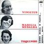 Vinicius / Toquinho / Maria Medalha - Lp 1973 - Brasil