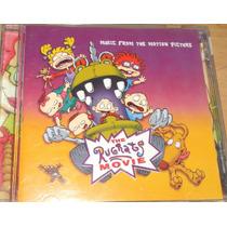 Rugrats La Pelicula /the Movie Banda Sonora Soundtrack