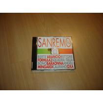 San Remo 94 Cd Importado Usa Oxa Arancio Berte Formula 3