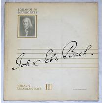 Lp: I Grandi Musicisti N°150: Bach 3