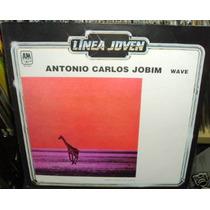 Antonio Carlos Jobim Wave Vinilo Argentino Promo