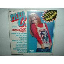 Pato C Sound Carmusic Party Vol 1 Vinilo Argentino